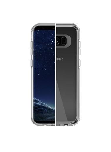 Symmetry Clear Galaxy S8 Plus Kılıf Crystal Clear-OtterBox
